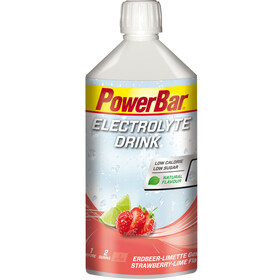 PowerBar Electrolyte Drink 1l, Strawberry-Lime